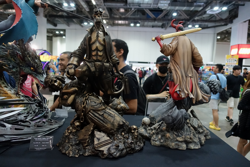 XM Studios: Coverage Singapore Comic Con 2019 – December 7th to 8th - Page 2 1805kt2