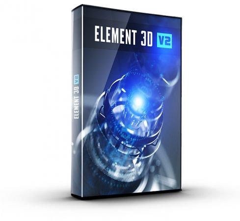 : Video Copilot Element 3D 2.2.2 Build 2160
