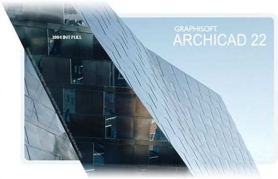 Graphisoft ArchiCad 22 Build 3004