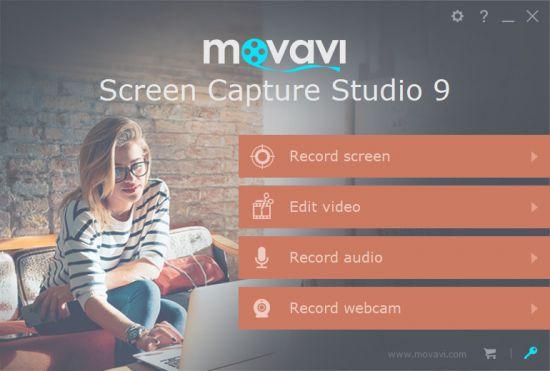 Movavi Screen Capture Studio v9.5.0 Multilingual