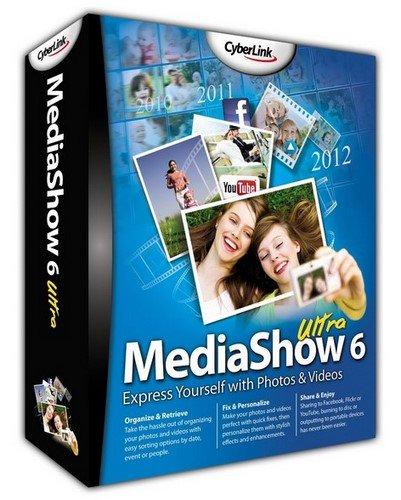 CyberLink MediaShow Ultra v6.0.11304