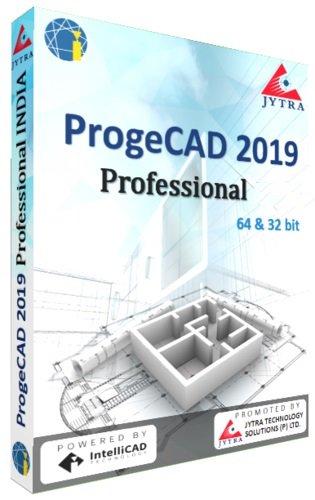 download progeCAD 2019 Professional v19.0.4.7 / v19.0.4.8