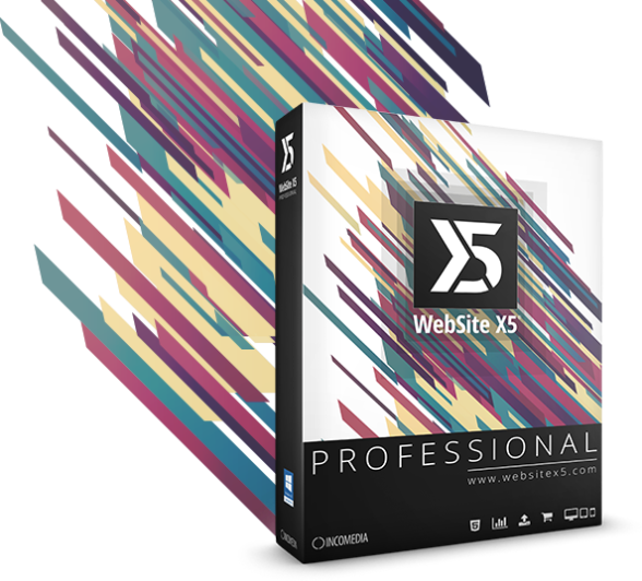 download Incomedia WebSite X5 Professional v16.2.1.0 Multilingual