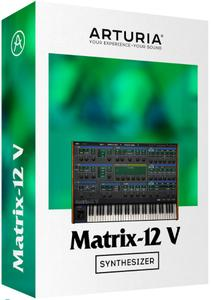 download Arturia Matrix-12 V 2.3.1.1784