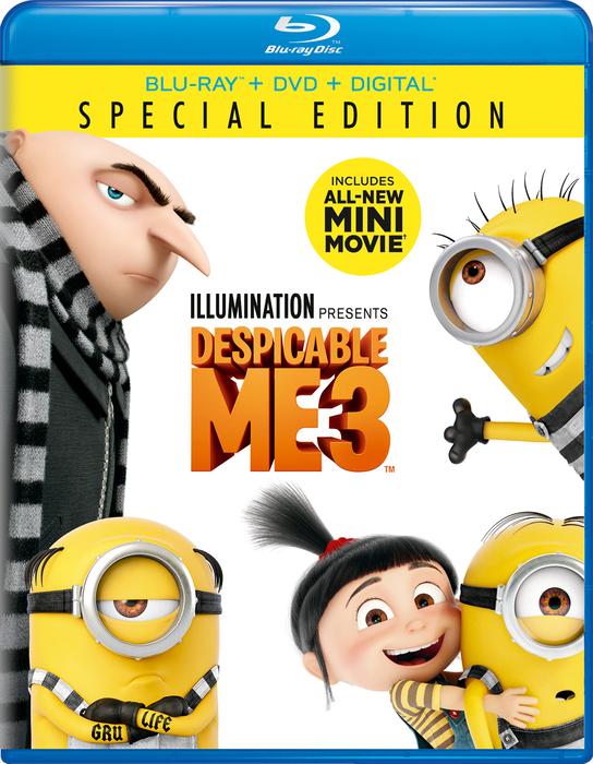 Çılgın Hırsız 3 - Despicable Me 3 - (2017) BluRay 720p-1080p DuaL TR-ENG Tek Link