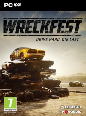 [PC] Wreckfest - Rusty Rats (2020) Multi - SUB ITA
