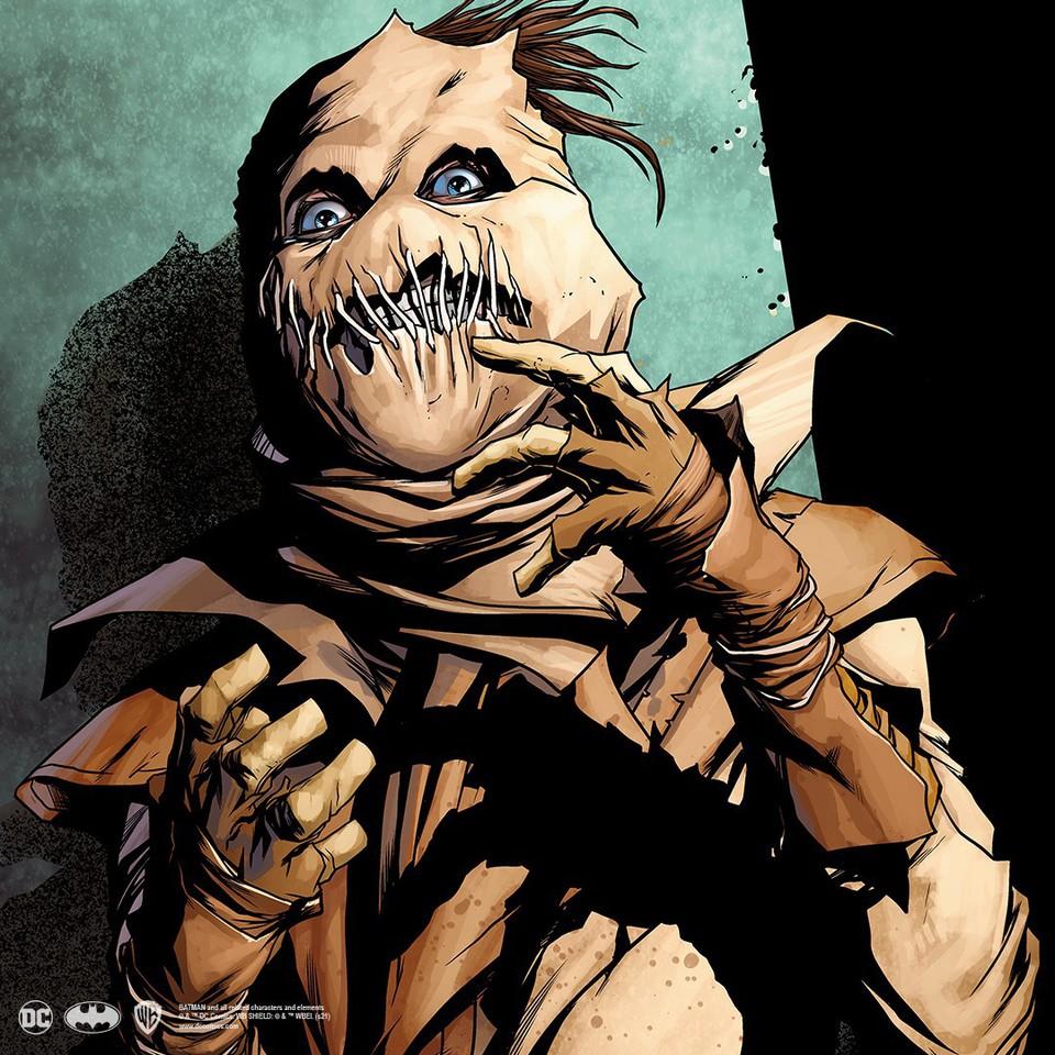Samurai Series : Scarecrow 181846403_28777233024q7ket