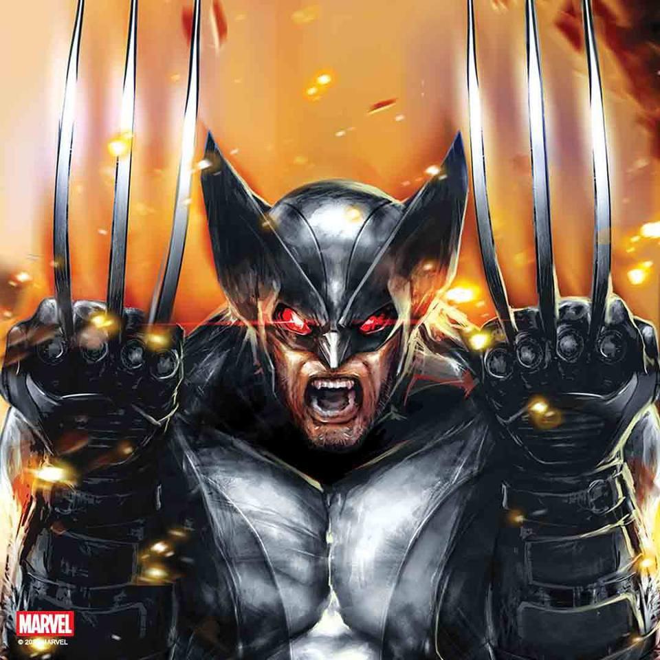 Premium Collectibles : Wolverine X-Force 1/4 Statue 184658749_28826002786mjkuk