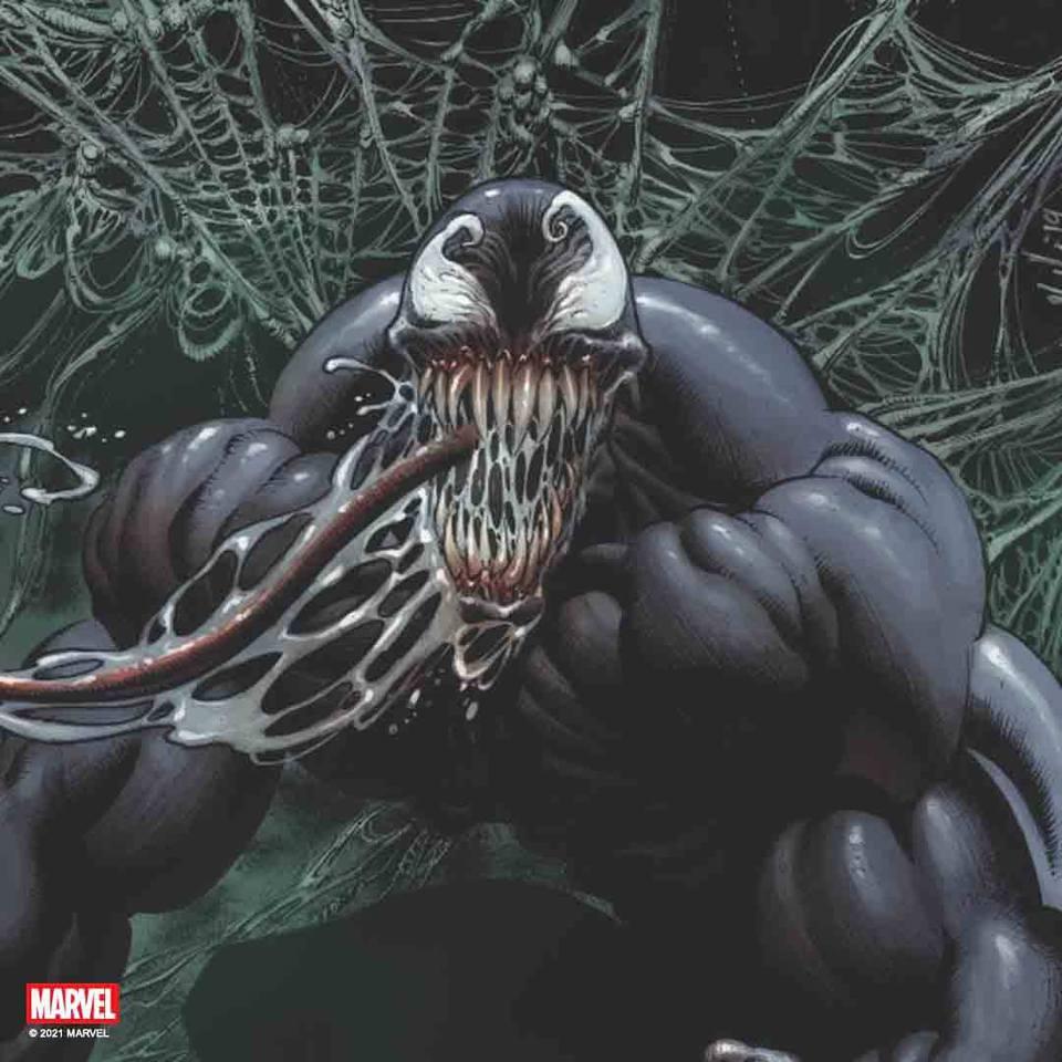 Premium Collectibles : Venom 1/4 Statue 186503202_288941192127kjte
