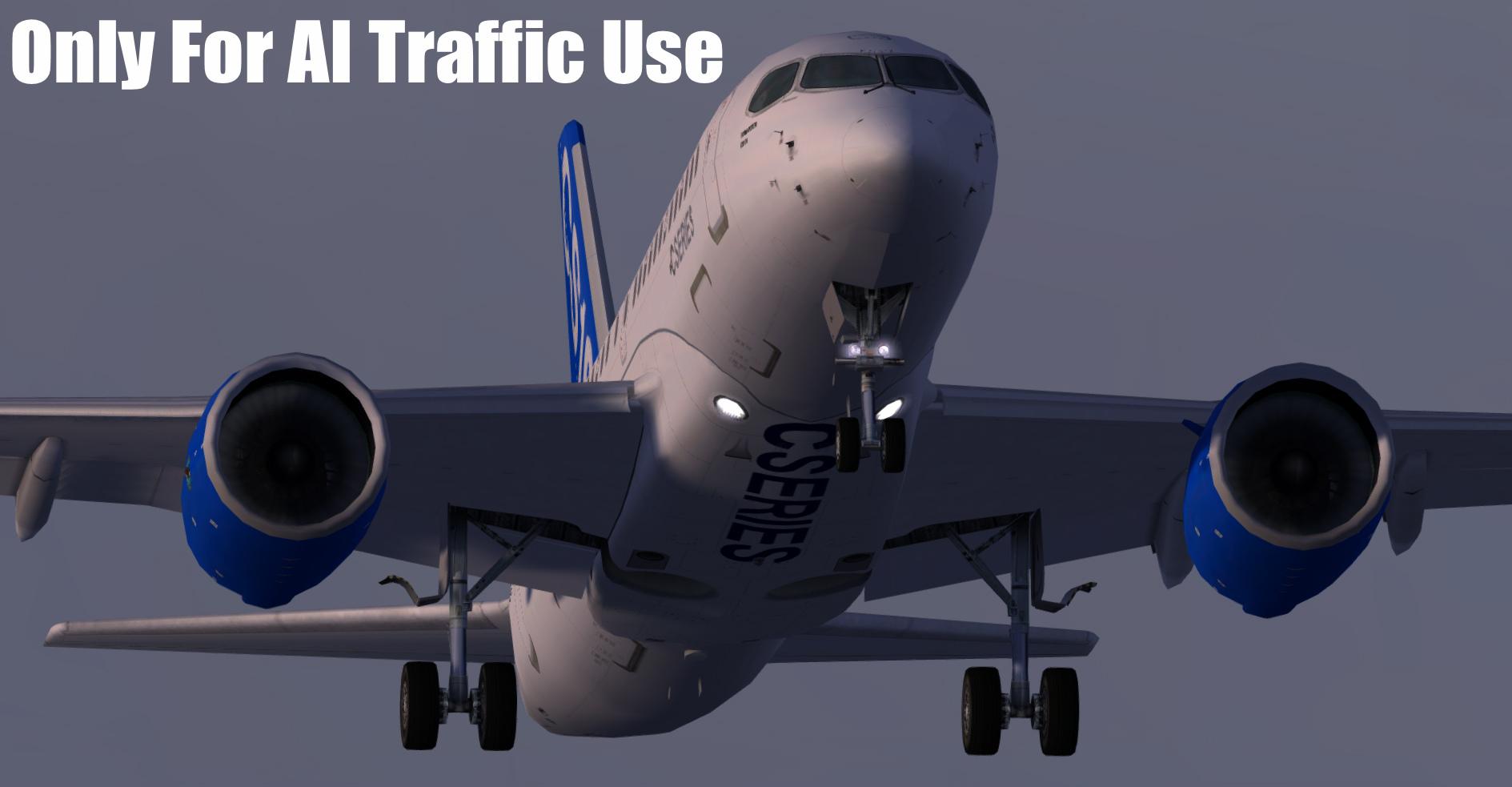 FSPXAI - AI Aircraft Pack 2019 ~ Mi Simulador
