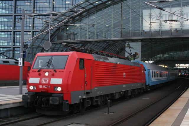 189 007-8 Berlin Hbf