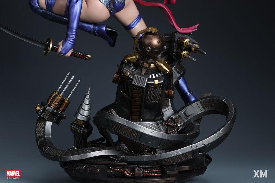 Premium Collectibles : Psylocke 1/4 Statue 18a2kg9