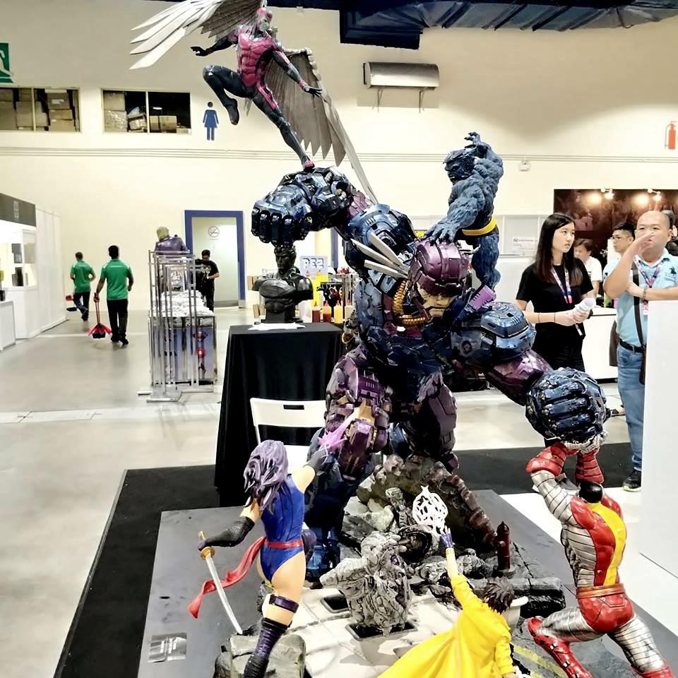 XM Studios: Coverage TAGCC 2018 - April 7th-8th 18c2r6z