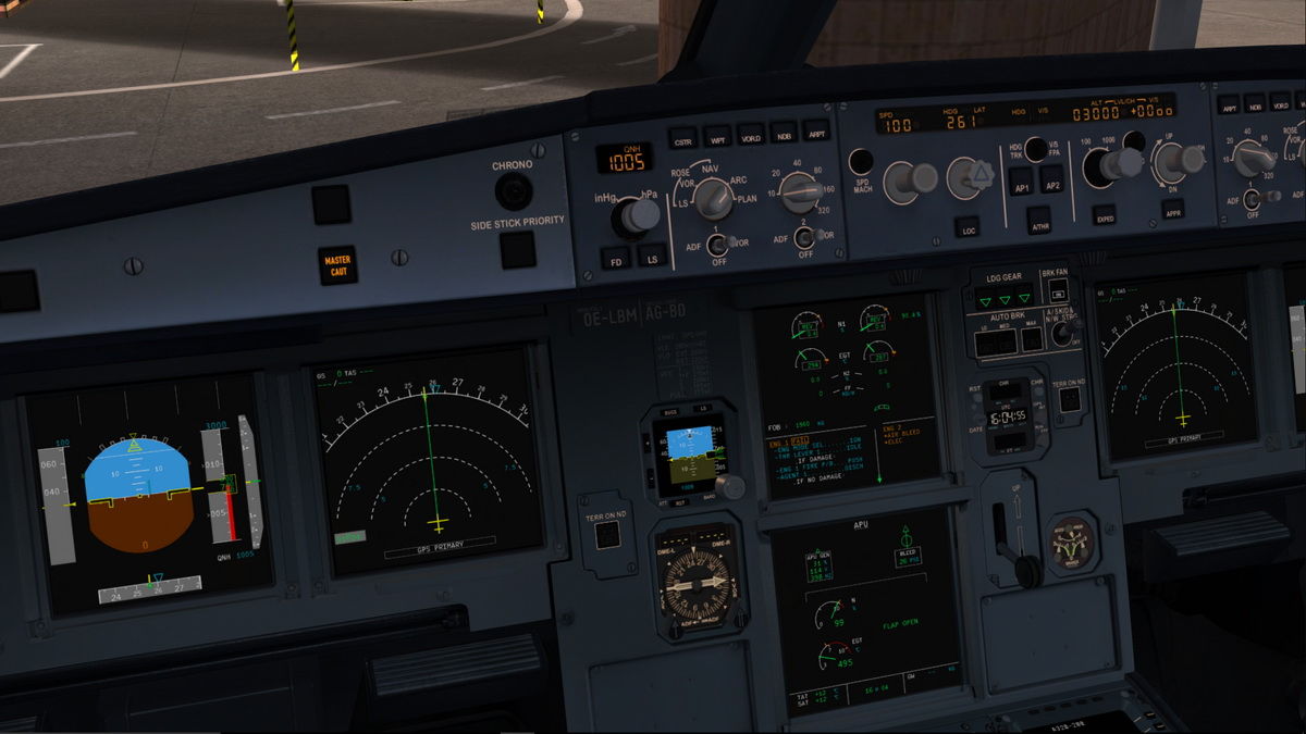 Problems with Panel State - Archive - Flight Sim Labs Forums