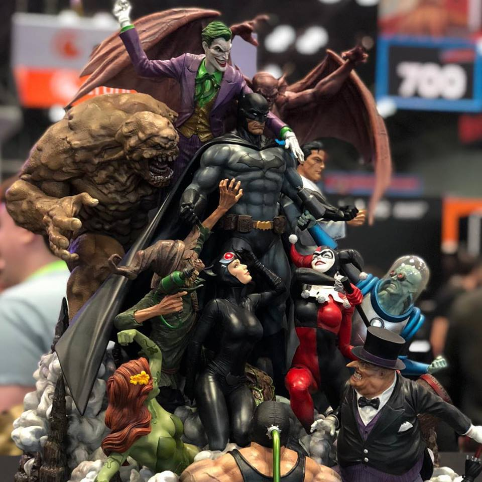 XM Studios: Coverage NYCC 2018 - October 4th to 7th 18ze7h