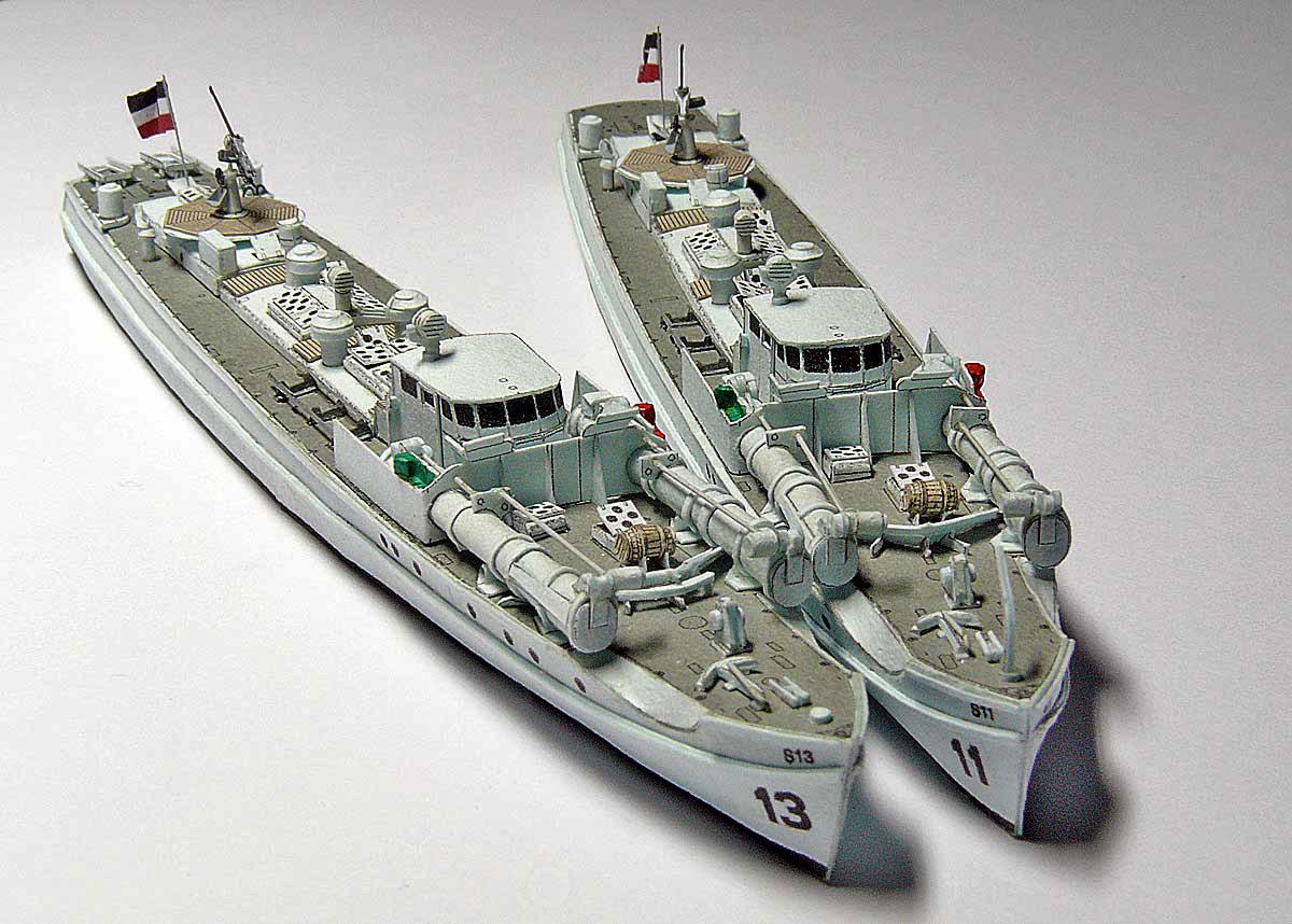 Schnellboote Série S7-S13 de la Reichsmarine 1:250 19-backvorn9lkdy