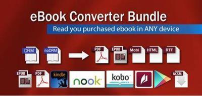 eBook Converter Bundle v3.19.212 + Portable