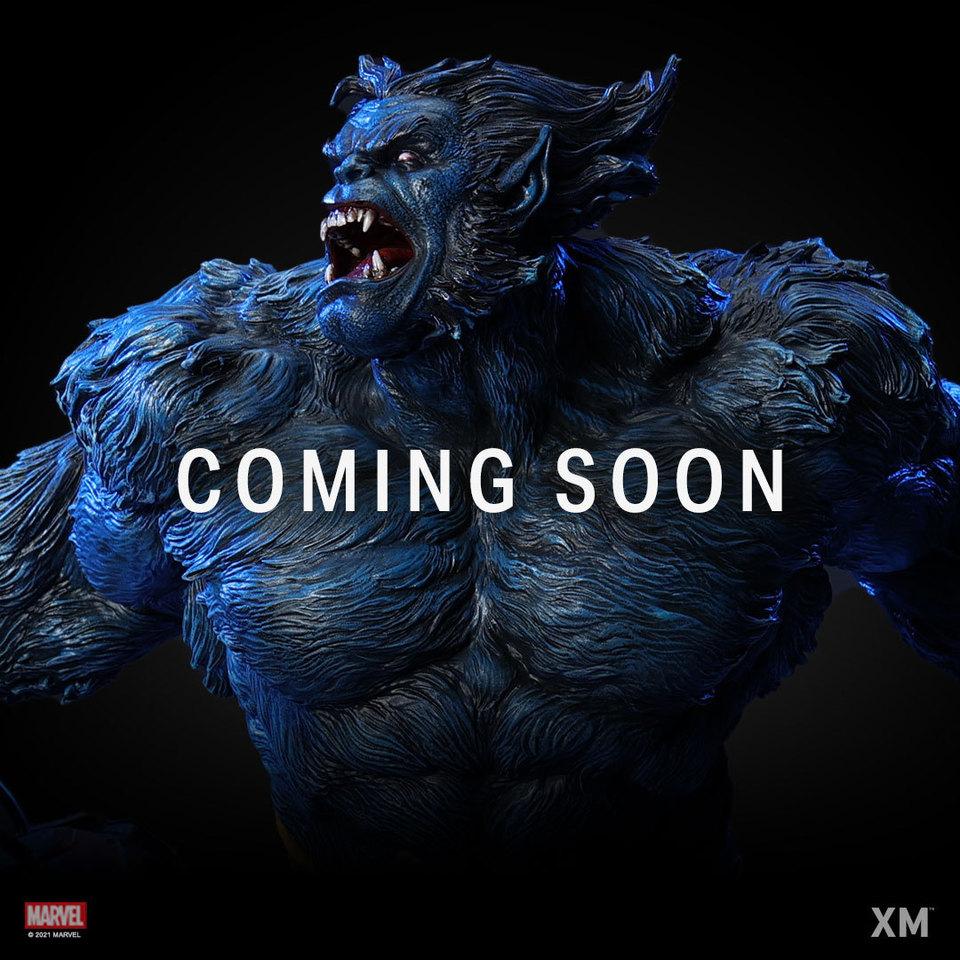 Premium Collectibles : Beast 1/4 Statue 190263152_2895732483933k2z