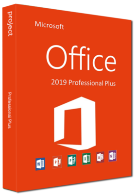 Microsoft Office Professional Plus VL 2019 AIO 2 In 1 - 2103 (Build 13901.20336) - Ita