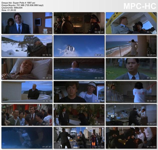 Süper Polis 4 Ekran Görüntüsü 1