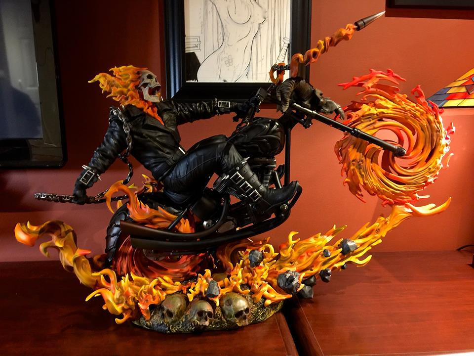 Premium Collectibles : Ghost Rider - Page 6 192upg