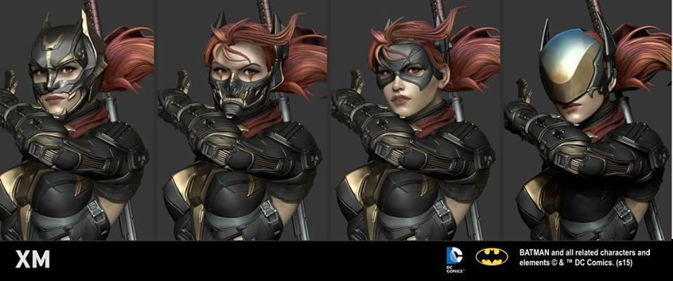 Samurai Series : Batgirl 19366517_188605916828b6ssi