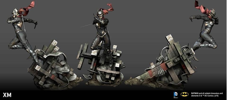 Samurai Series : Batgirl 19400091_188605907494hps23