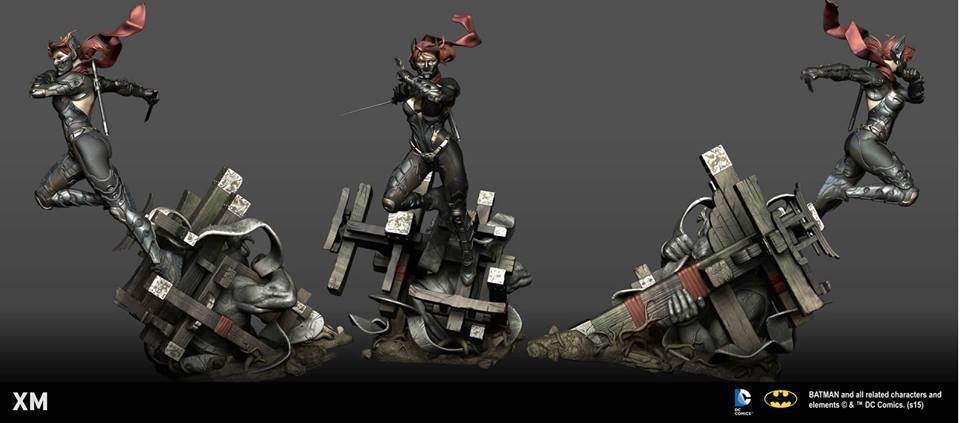 Samurai Series : Batgirl 19429890_188605911494ckswj