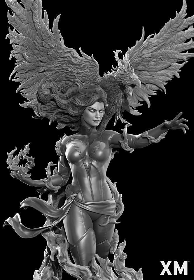 Premium Collectibles : Dark Phoenix 19510572_189094466112w2upk