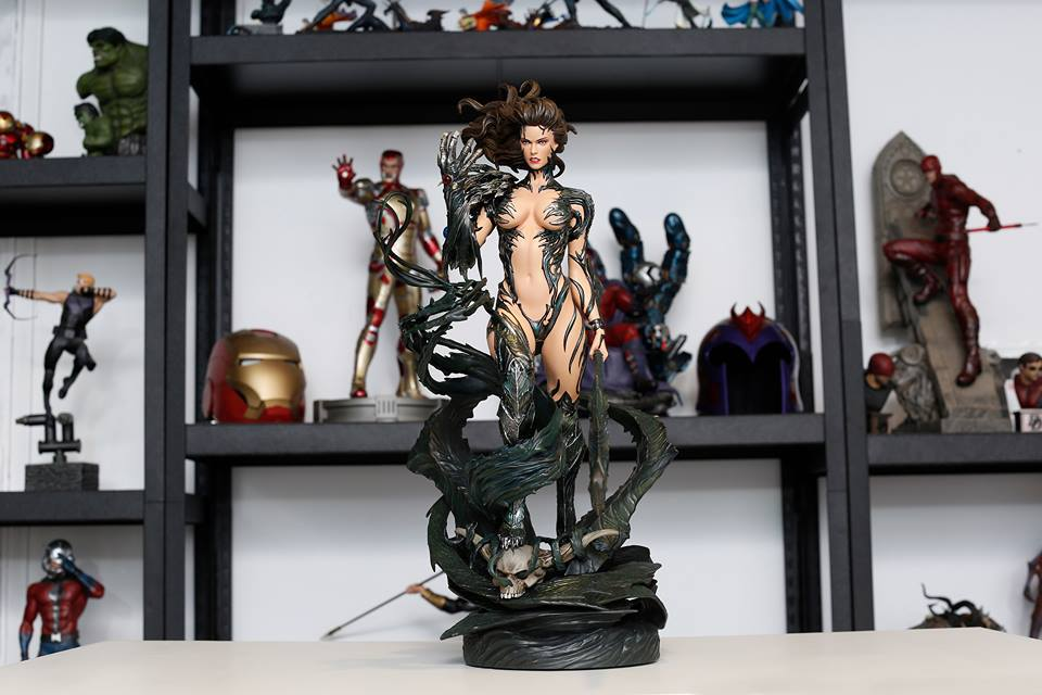 Premium Collectibles : Witchblade - Page 4 19554322_18025108433990qk6