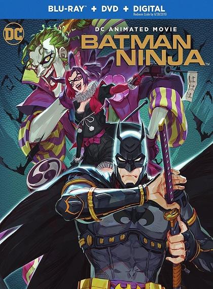 Batman Ninja - 2018 - BRRip XviD - m1080p - 720p - 1080p - BluRay - x264 - Türkçe Dublaj - DuaL - TR - EN