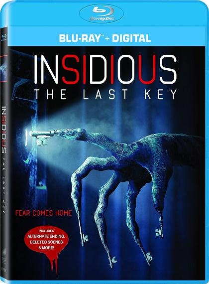 Ruhlar Bölgesi: Son Anahtar - Insidious: The Last Key - 2018 - BRRip XviD - m1080p - 720p - 1080p - BluRay - x264 - Türkçe Dublaj - DuaL - TR - EN - Tek Link