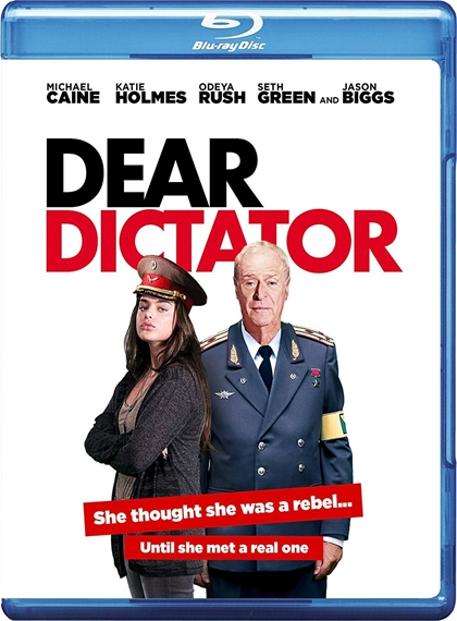 Davetsiz Misafir - Dear Dictator - 2018 - BluRay 1080p - DuaL (TR-EN)