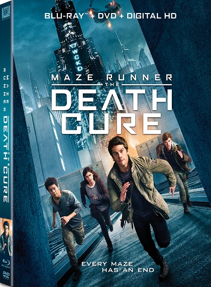 Labirent: Son İsyan - Maze Runner: The Death Cure - 2018 -
