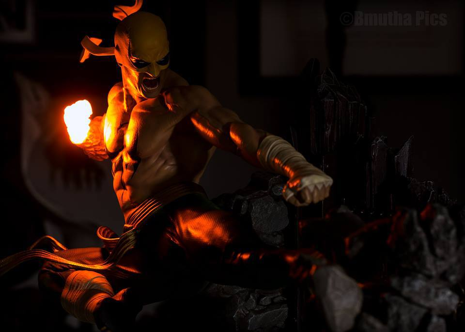 Premium Collectibles : Iron Fist - Page 5 198favf