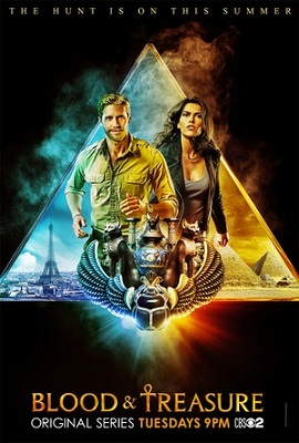 Blood And Treasure - Stagione 1 (2019) (Completa) DLMux 1080P HEVC ITA ENG AC3 x265 mkv