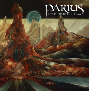 Parius – Let There Be Light [EP] (2017)