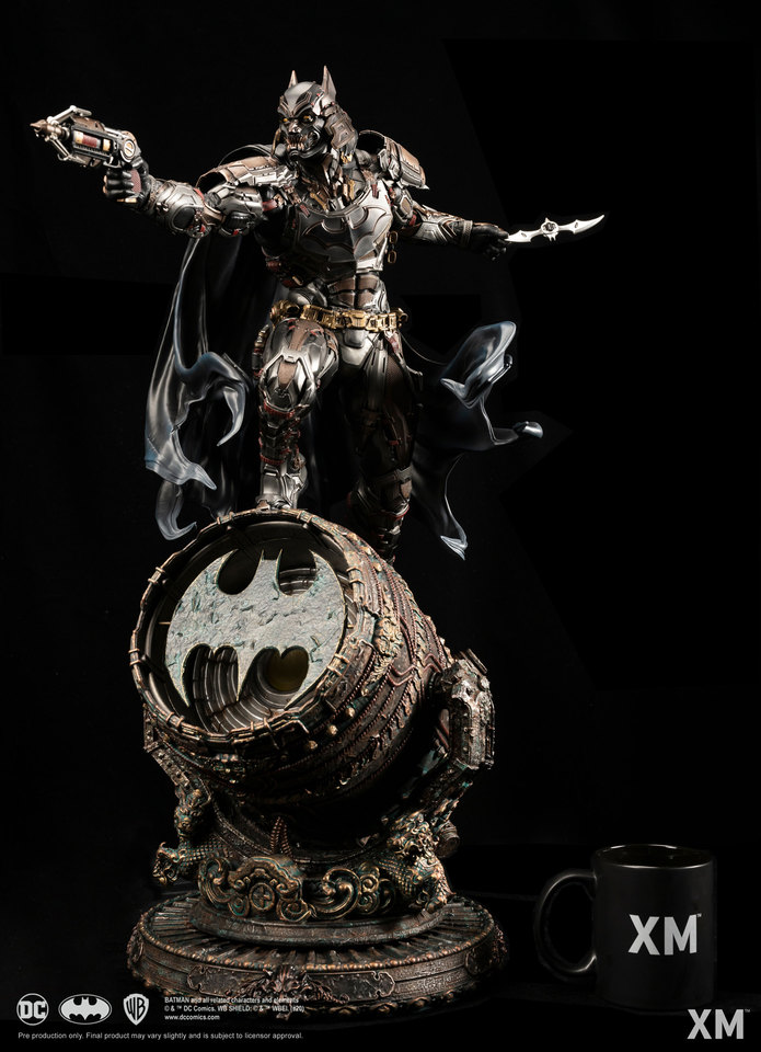 Samurai Series : Batman Shugo 19czk3n