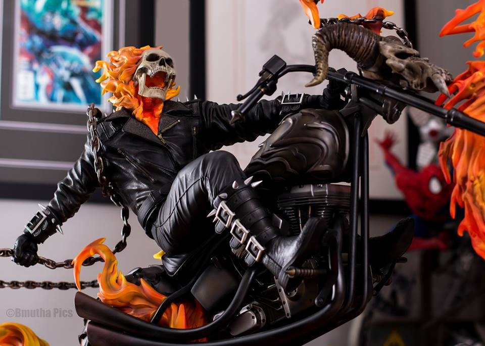 Premium Collectibles : Ghost Rider - Page 5 19giujd