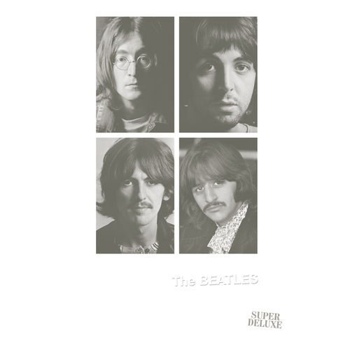 download The Beatles - The Beatles (White Album / Super Deluxe) (2018)