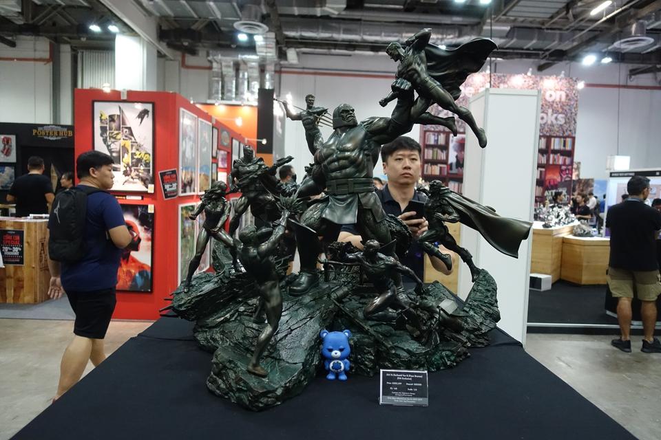 XM Studios: Coverage Singapore Comic Con 2019 – December 7th to 8th 19kjkn