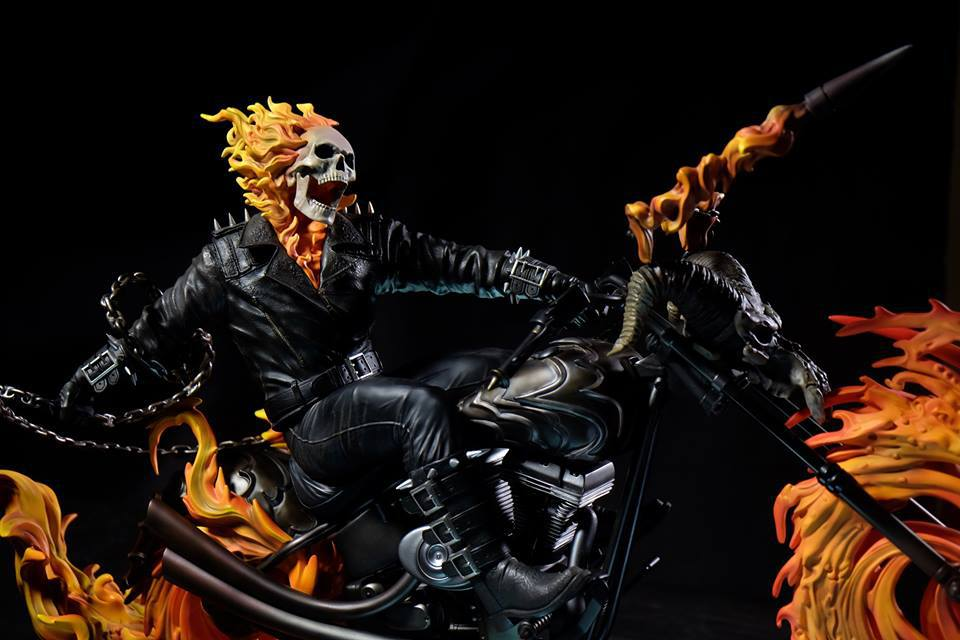 Premium Collectibles : Ghost Rider - Page 6 19nnyow