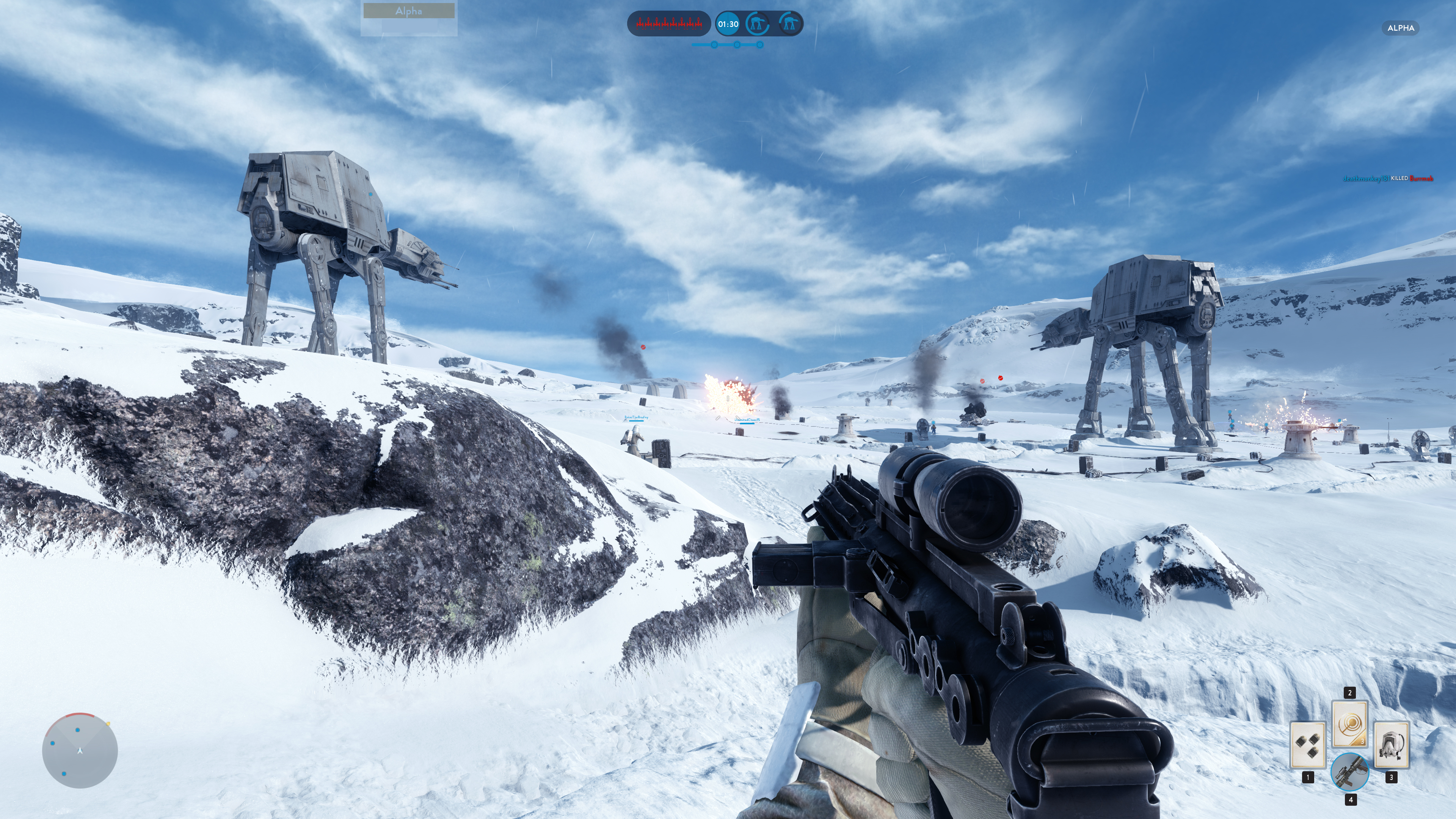Star Wars Battlefront DLC February Update
