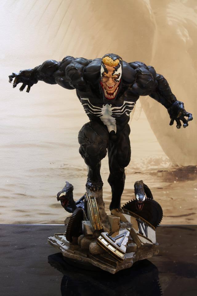 Premium Collectibles : Venom - Comics Version - Page 5 19rou0a