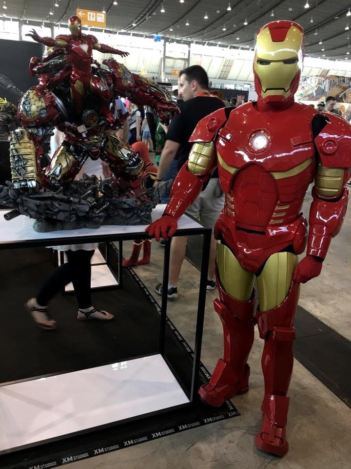 XM Studios: Comic Con Germany Stuttgart 2018  19wos3w