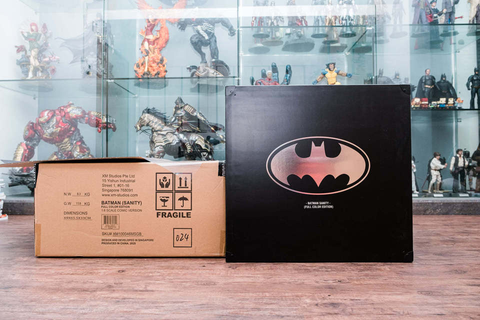 Batman diorama  19zkzs
