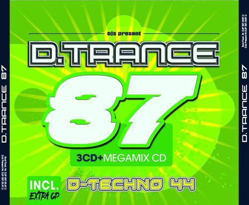 D.Trance Vol. 87 (Incl. D-Techno 44) (2019)