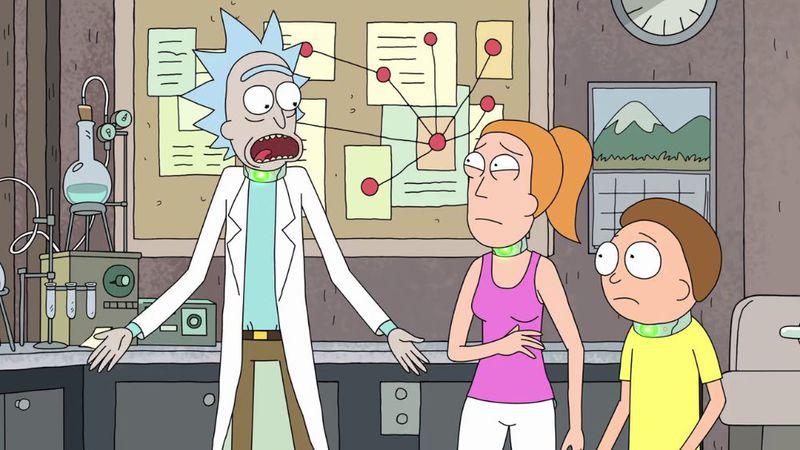 Rick and Morty: 2.Sezon Tüm Bölümler Ekran Görüntüsü 2