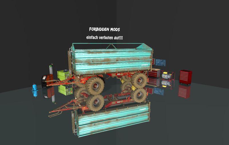 forbidden-mods