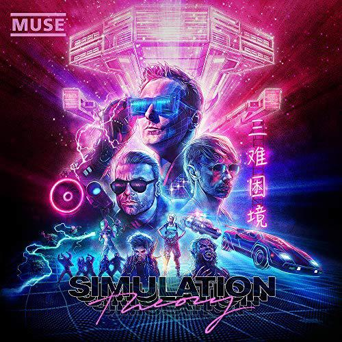 download Muse - Simulation Theory (Deluxe Edition) (2018)